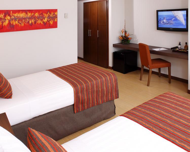HABITACIÓN Hotel ESTELAR El Cable