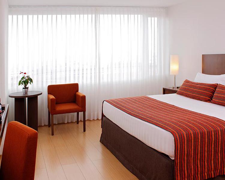 HABITACIÓN Hotel ESTELAR El Cable Manizales